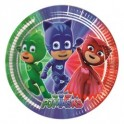 "Piatto Piccolo Super Pigiamini ""PJ Masks"""