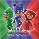 """Tovagliolo Super Pigiamini """"PJ Masks"""""""