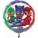 "palloncino 18"" mylar Pjmasks ""Super Pigiamini"""