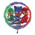 "palloncino 24"" mylar Pj Masks ""Super Pigiamini"""
