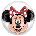 palloncino Super Shape mylar Insider Minnie Mouse
