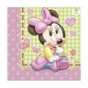 Tovagliolo Minnie Mouse Baby