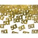 Confetti 50 anniversario Oro