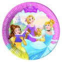 Piatto 20 cm Princess Dreaming