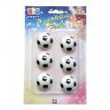 set candeline Calcio