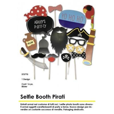 Selfie booth pirati