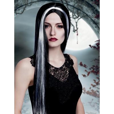 Parrucca lunga Strega Aurora