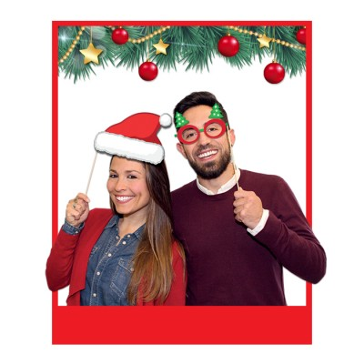 Photo Booth  Buon Natale
