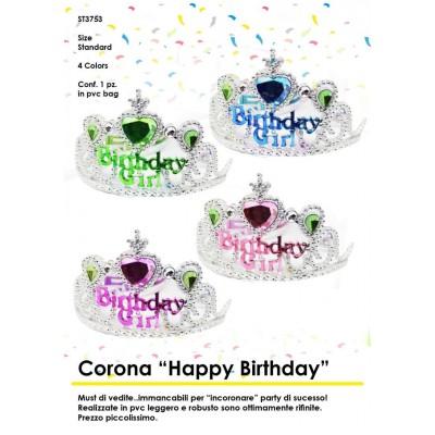 Corona Happy Birthday