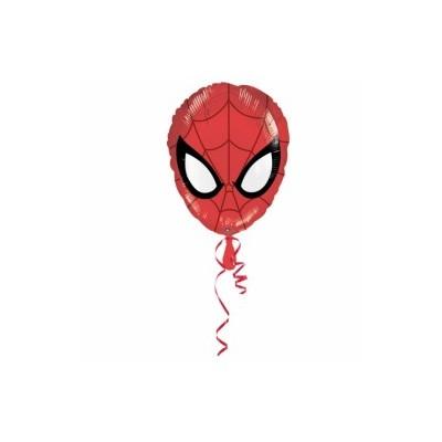 Palloncino shape mylar Spiderman Maschera