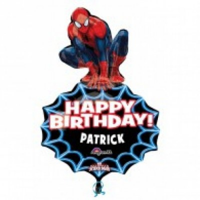 Palloncino myla supershape Spiderman