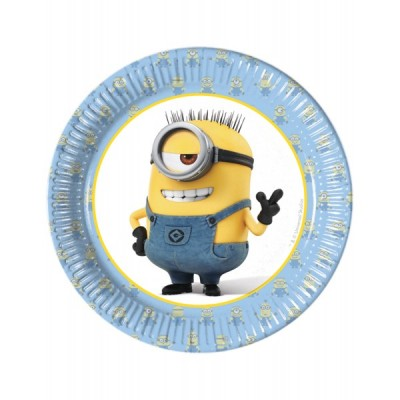 Piatto Piccolo Minions Lovely