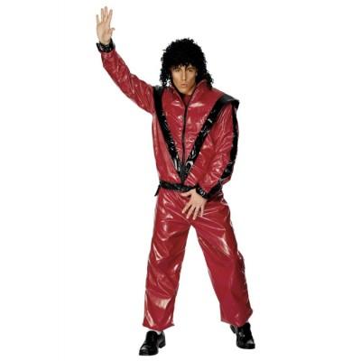Costume Micheal Jackson uomo