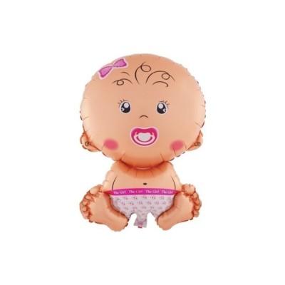 palloncino Super Shape mylar Baby