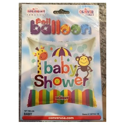 "Palloncino mylar 18"" Baby shower"