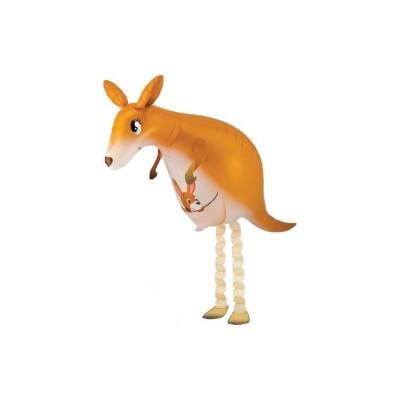 "Palloncino mylar pet walker ""canguro"""