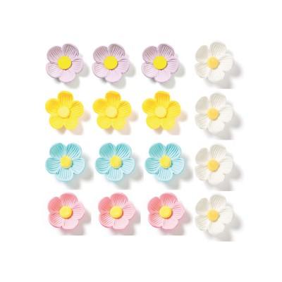 Fiorellini medi assortiti confezione da 16 DECORA