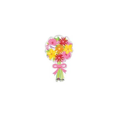 palloncino Super Shape mylar Mom bouquet