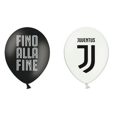 "Palloncino 12"" lattice Juventus"
