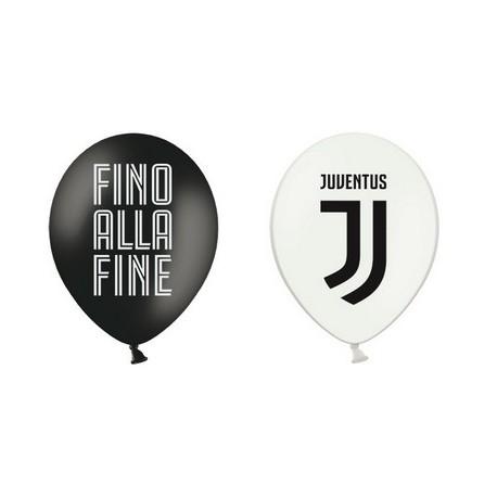 "Palloncino 12"" lattice Juventus"