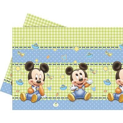 Tovaglia plastica Baby Mickey