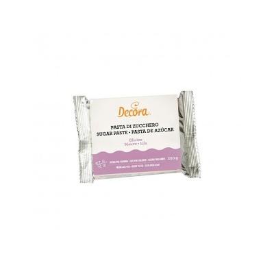 Pasta di zucchero glicine Decora 250 gr.