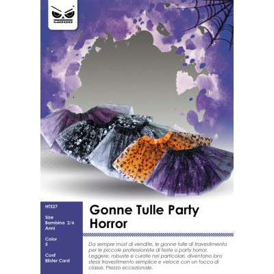 Gonna tulle party horror