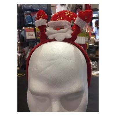 Cerchietto Babbo Natale