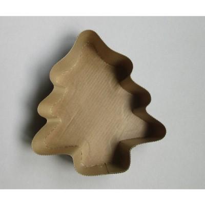 Forma cottura albero di natale 1000gr