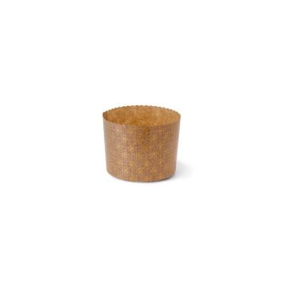 Forma cottura panettone monouso 100gr