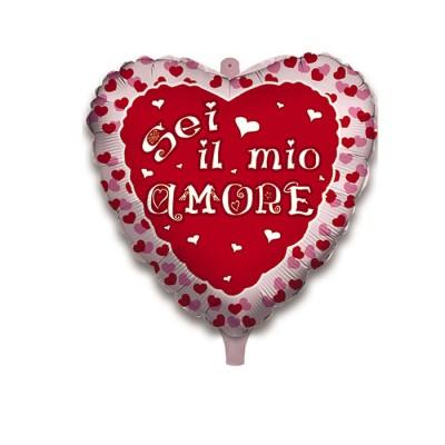 """Palloncino Mylar 18"""" Sei Il Mio Amore Fashion"""