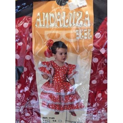 Costume Andaluza bambina