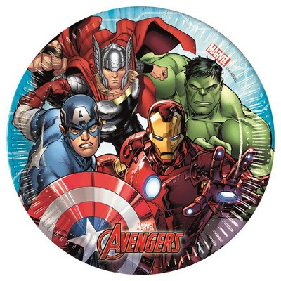 Piatti Avengers