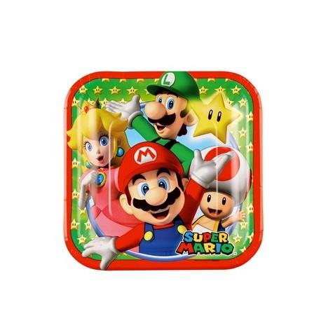 Piatti Super Mario