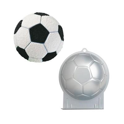 Stampo in alluminio forma pallone