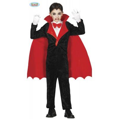 Vampiro boy infantil