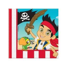 Tovaglioli Jake Il Pirata