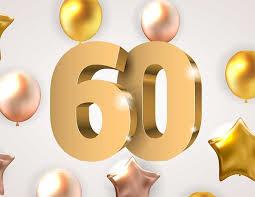 Festa 60 anni
