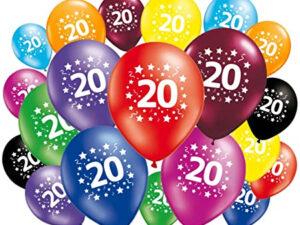 Festa 20 anni